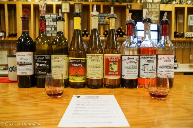 Dry, Semi-Dry, and Sweet wines